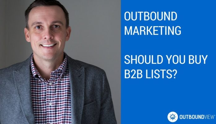 Should You Buy B2B Marketing and Contact Lists?