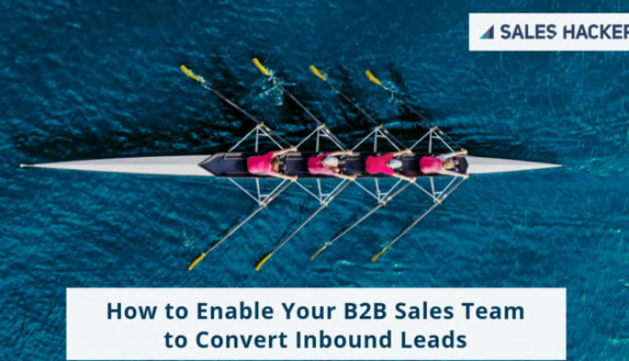 Converting Inbound Leads