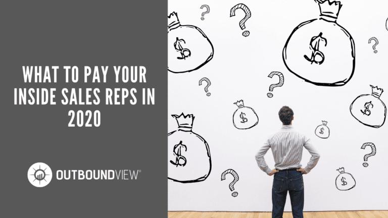 The Inside Sales Representative Salary 2020
