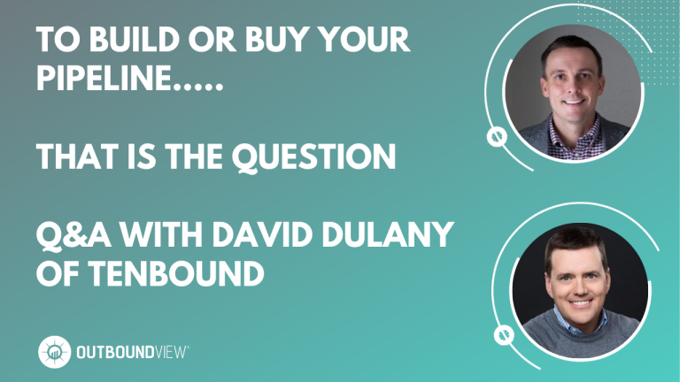 Q&A with David Dulany of Tenbound