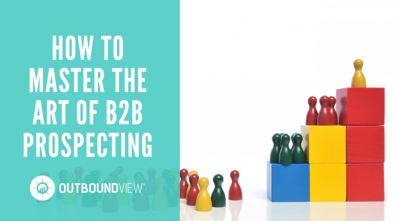 How to master the art of B2B prospecting