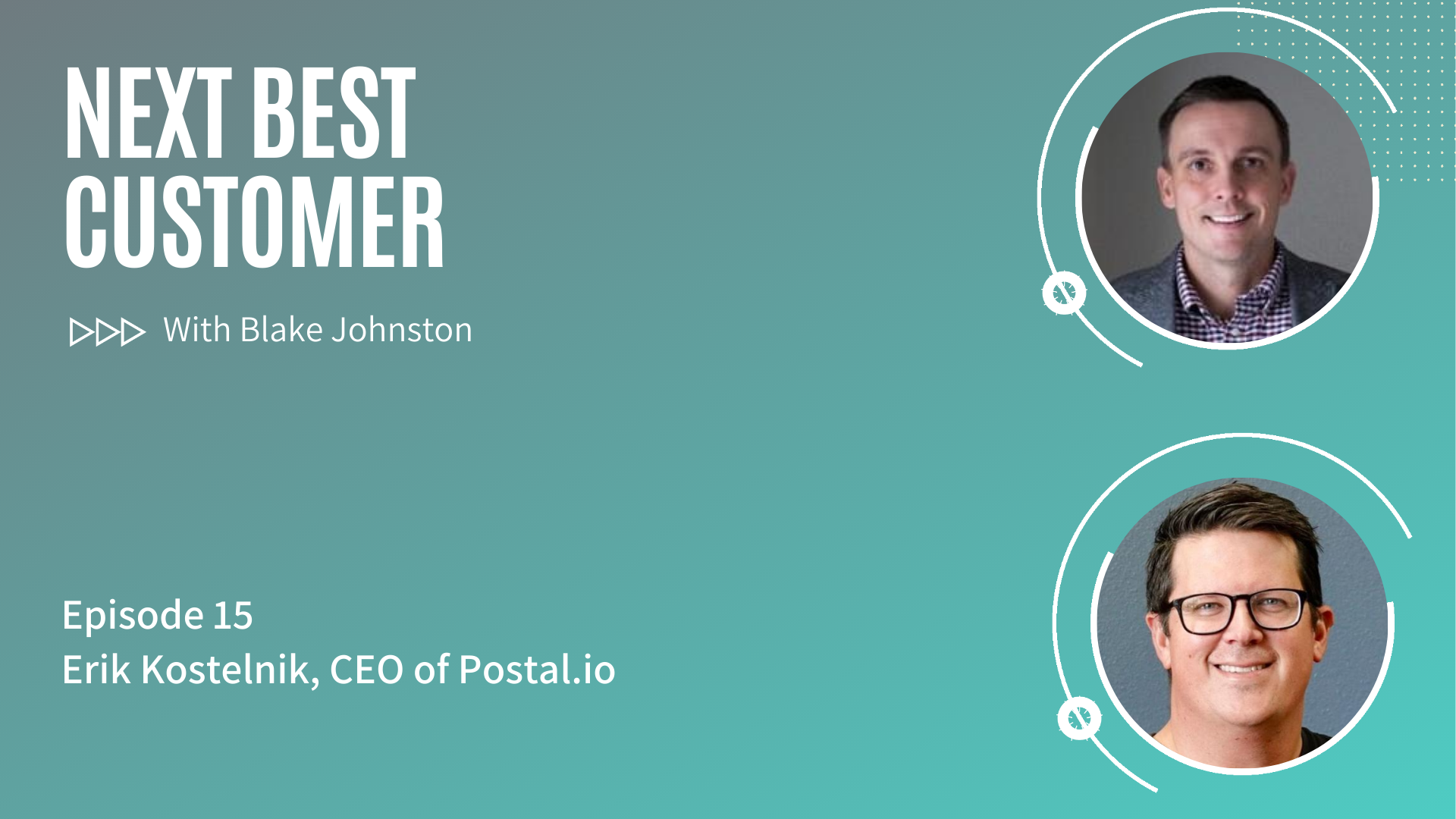 Podcast Episode 15_ Offline Outbound Strategies with Erik Kostelnik of Postal.io
